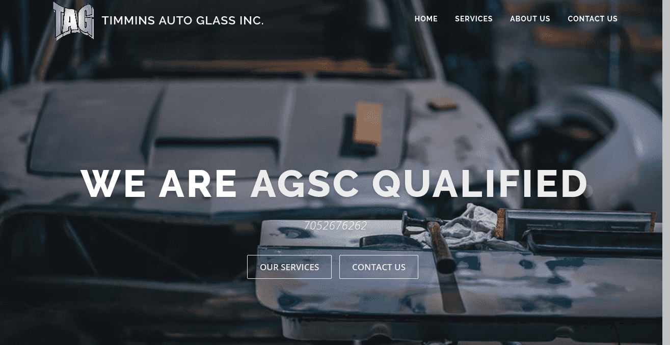 Timmins Auto Glass