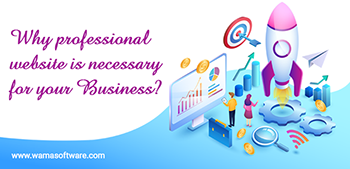 Why Professional Website is Necessary for your Business