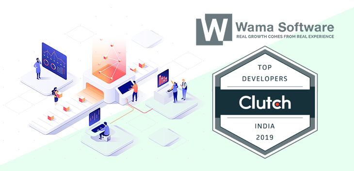 Wama Software Named as a Top 2019 India Developer